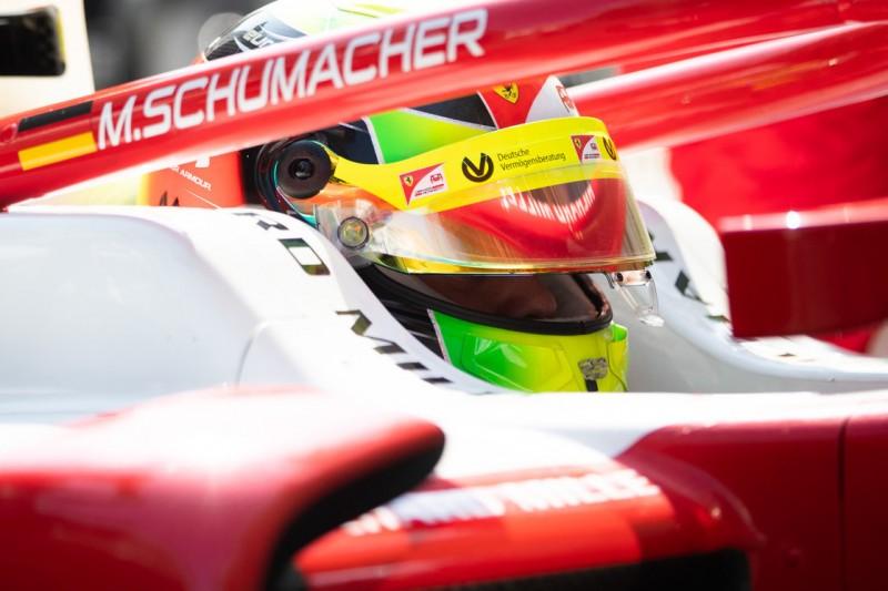 Formel-2-Meisterschaft: Mick Schumacher sieht 2019 Chancen