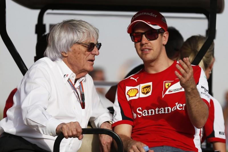 """Bernie Ecclestone: Charles Leclerc """"vielleicht sogar schneller als Vettel"""""""