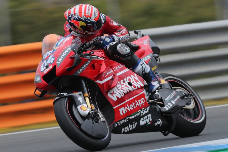 Ducati entfernt Mission-Winnow-Schriftzug beim Frankreich-Grand-Prix