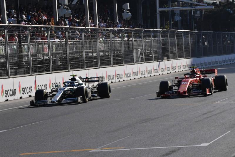 Lewis Hamilton: Ferrari war in zwei von vier Rennen schneller