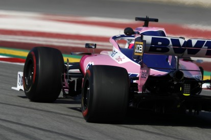 Racing Point: Perez ortet das Heck als Schwachstelle