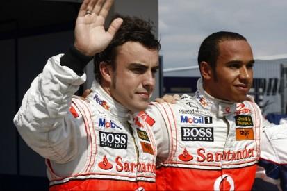 "Lewis Hamilton: Formel 1 auch ohne Alonso ""nicht anders"""