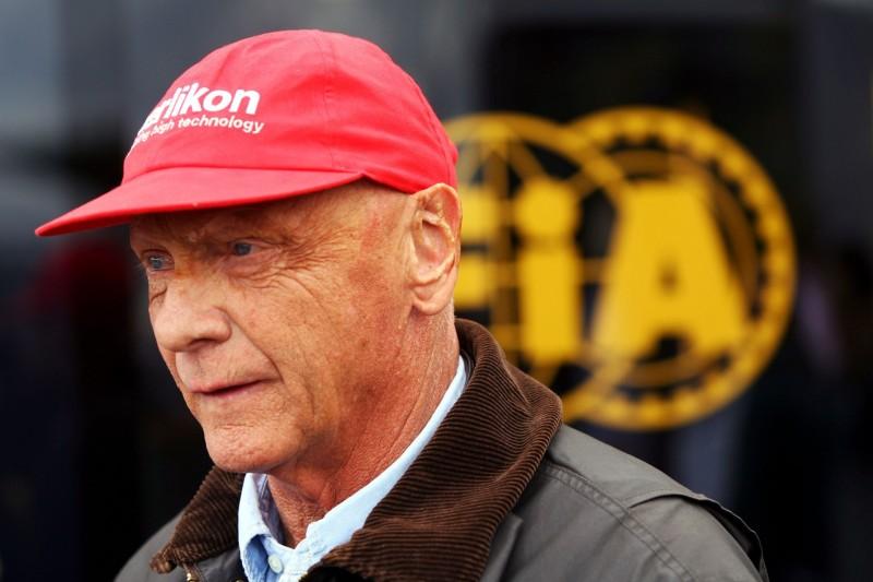 Das Warten geht weiter: Niki Lauda auch für Besuch in Barcelona nicht fit