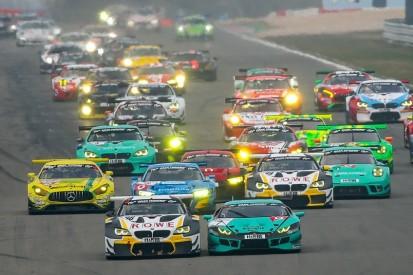Startliste 24h-Qualifikationsrennen Nürburgring mit 102 Teilnehmern