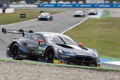 Di Resta nach Aston-Martin-Debüt: Haben Rückstand frühestens 2020 aufgeholt