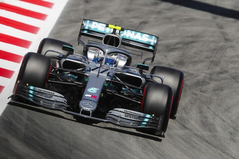 Formel-1-Training Barcelona: Defekte bei Bottas & Verstappen!