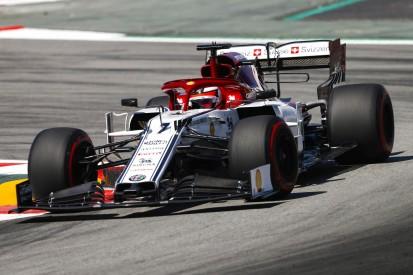 Kimi Räikkönen: Update-Gerede in Barcelona ist übertrieben