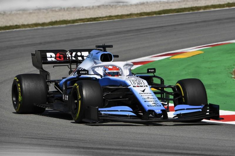 Chassis-Tausch bei Williams: Kubica fährt in Russells Auto