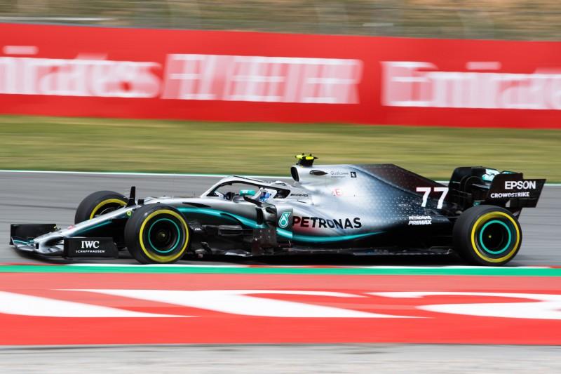 "Mercedes: Konkurrenz erwartet in Barcelona ""einsamen"" Doppelsieg"