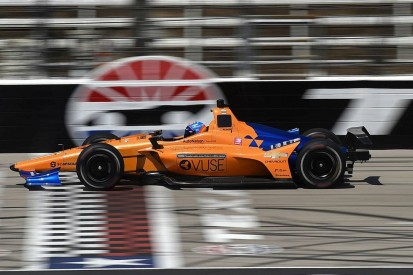 Fernando Alonso beim Indy 500: Warum es schwerer wird als 2017