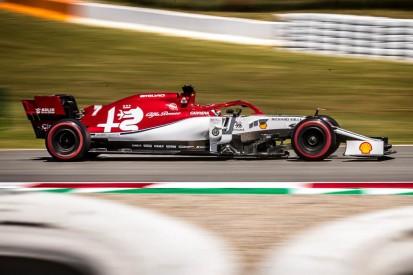 Alfa Romeo reagiert auf Disqualifikation: Neuer Flügel in Spanien