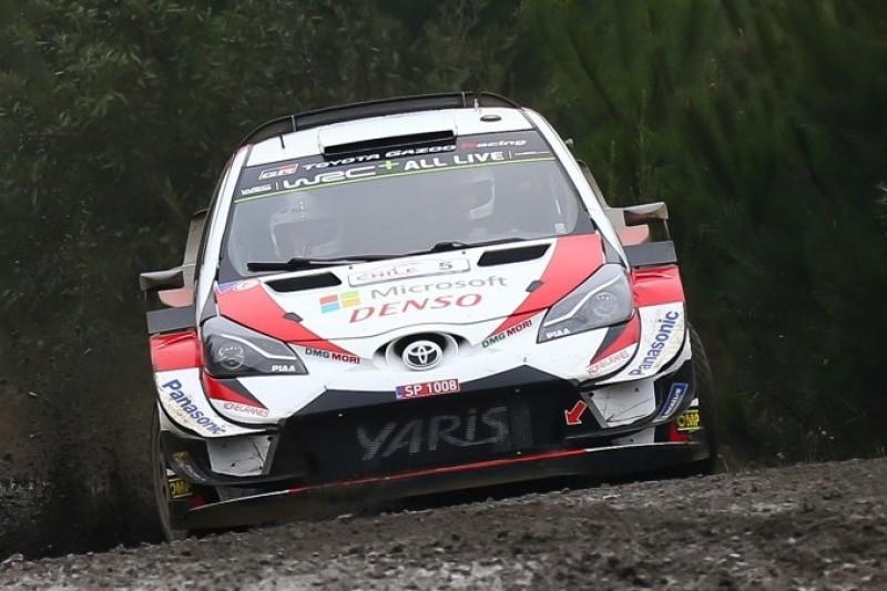 WRC Rallye Chile: Ott Tänak dominiert - Thierry Neuville ist sauer