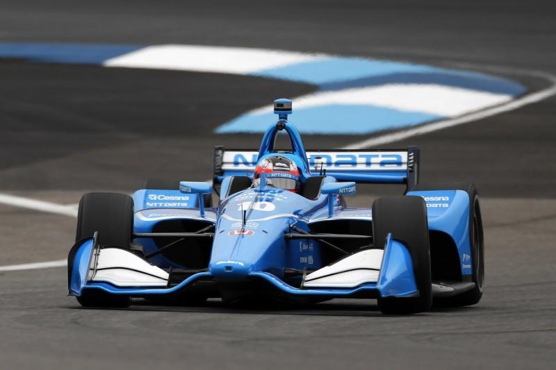 Indianapolis GP 2019: Erste IndyCar-Pole für Felix Rosenqvist