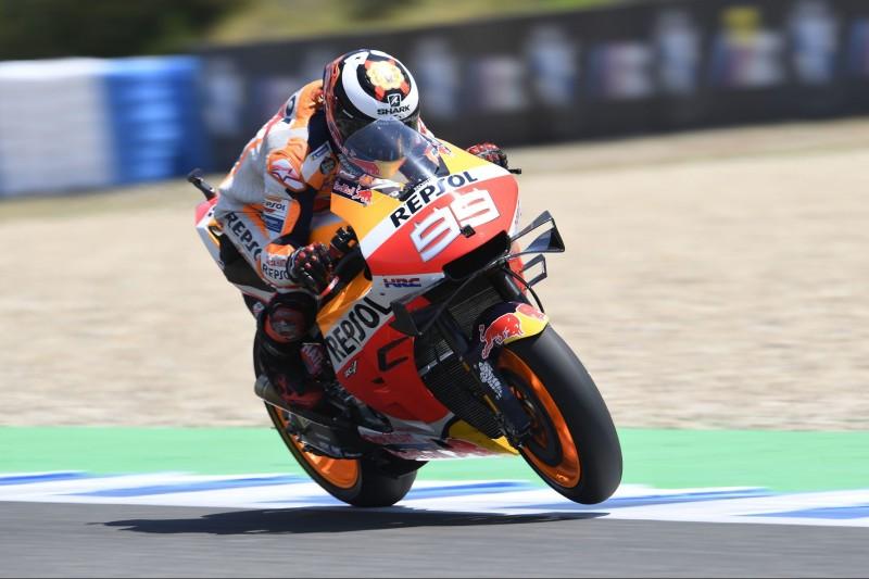 Jorge Lorenzo: Ist der Wechsel zu Honda schwieriger als zu Ducati?
