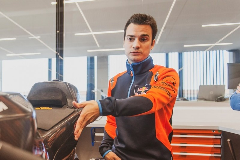 MotoGP-Sehnsucht: Bei Dani Pedrosa steigt das Adrenalin