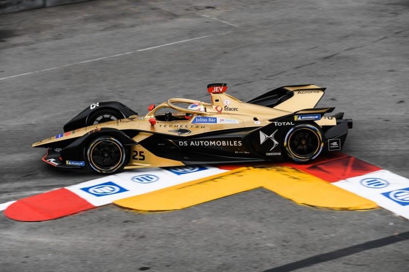 Formel E in Monaco: Vergne sichert sich die Pole-Position