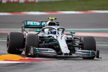 Formel-1-Qualifying Barcelona: 0,6 Sekunden Vorsprung für Bottas!