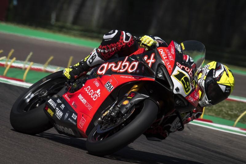 """""""Ducati-Probleme machen sich in Imola stärker bemerkbar"""" - Bautista besiegt"""
