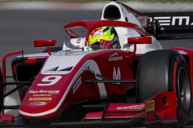 F2 Barcelona: Latifi siegt - Turbulentes Rennen für Mick Schumacher