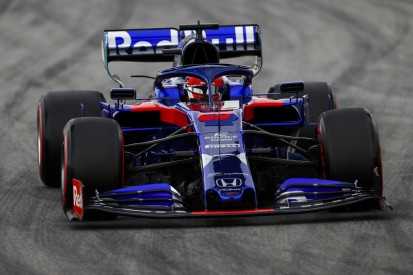 "Toro Rosso: ""Brillante Runde"" bringt Daniil Kwjat in die Top 10"