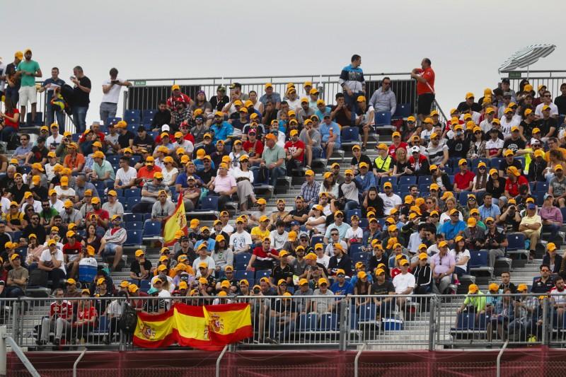 Barcelona-Zukunft: Streckenchef sieht keinen Grund zur Panik