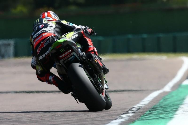 Jonathan Rea gewinnt in Imola auch Superpole-Rennen vor Ducati