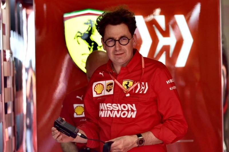 Ferrari betont trotz Quali-Debakel: Das Update funktioniert!