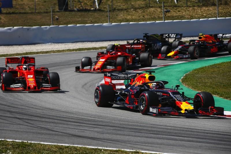 """Ferrari geschlagen: Christian Horner lobt """"großartigen"""" Max Verstappen"""