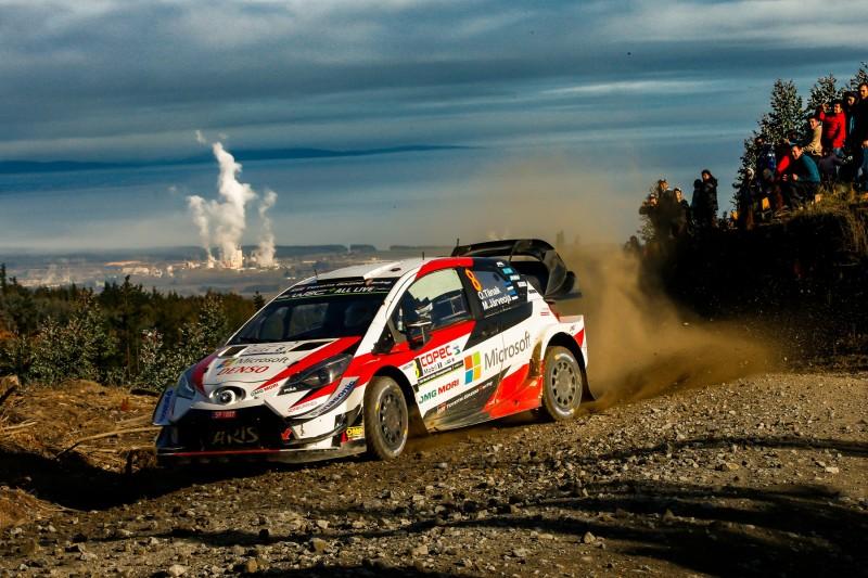 WRC Rallye Chile: Sieg für Tänak, Podestplatz für Loeb