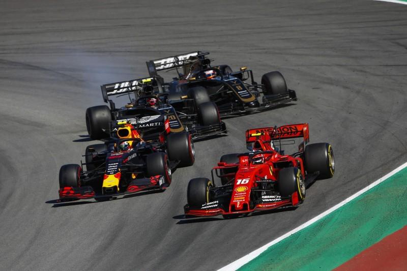 Gegen jede Anweisung: Haas-Piloten fahren sich erneut von der Strecke