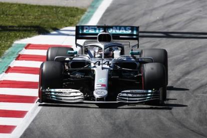 Mercedes hatte eigentlich Einstoppstrategie geplant