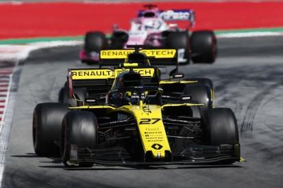 Hülkenberg konstatiert: Renault seit Wintertests zurückgefallen