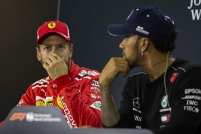 """""""Wirklich gefährlich"""": Hamilton meckert über Vettel"""