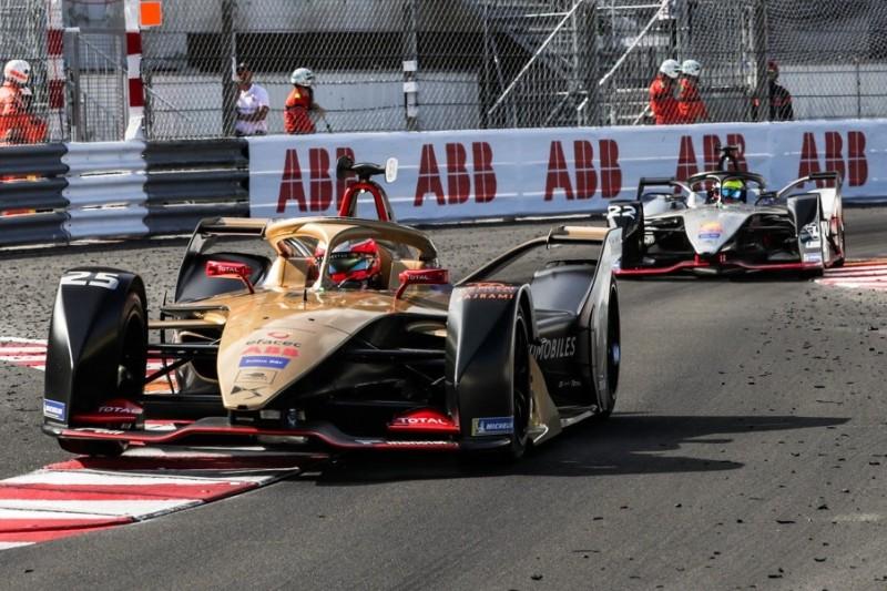Formel E Monaco: Mahindra scheitert mit Protest gegen Vergne und Rowland
