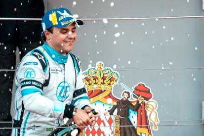 Letzte 150 Meter ohne Strom: Massa zittert sich zum ersten Formel-E-Podium