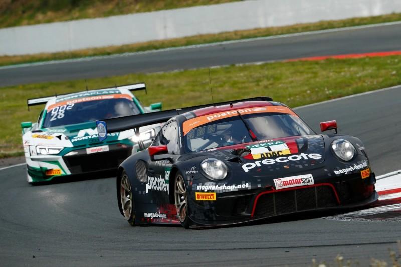 Vorhang auf für Runde zwei des GT-Masters im Most Autodrom