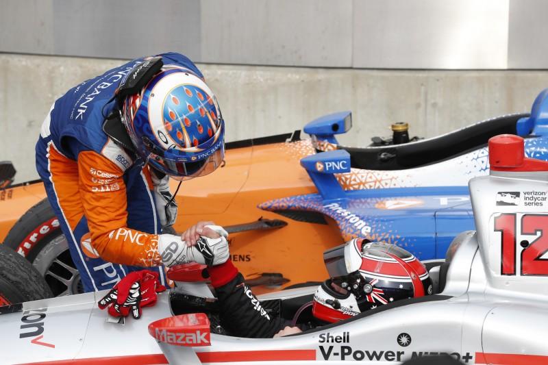 Dixon und Power einig: Indianapolis-Doppel im Mai ist IndyCar-Kult
