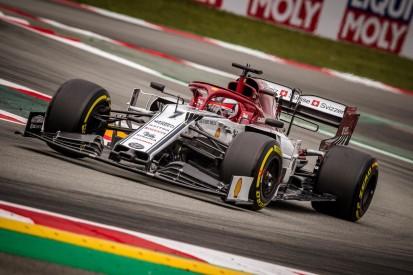Kimi Räikkönen relativiert Führungsrolle bei Alfa Romeo