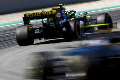 """Nur WM-Achter: Renault arbeitet bei Barcelona-Tests an """"Aktionsplan"""""""