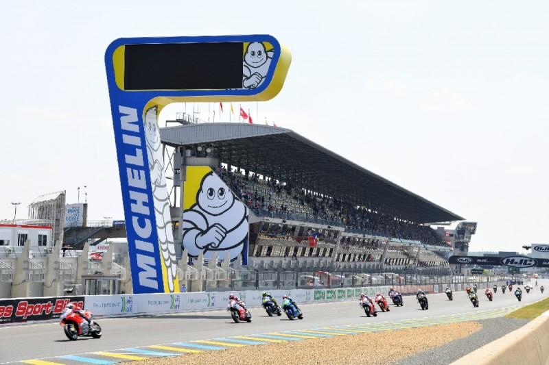 MotoGP in Le Mans: Worauf es bei Set-up und Reifen ankommt