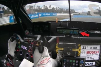 Fehlstart für DTM-Rückfahrkamera: Wieso sie nur bei Audi funktioniert
