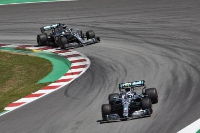 Valtteri Bottas: War nicht langsamer als Lewis