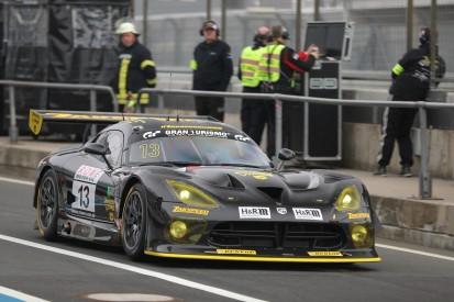 Zakspeed-Viper startet nicht beim 24h-Rennen auf dem Nürburgring
