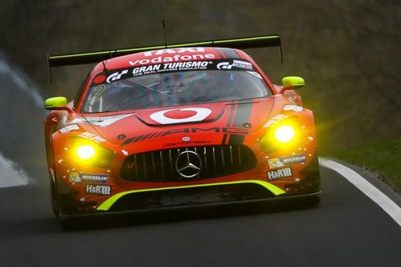 24h Nürburgring: Mercedes geht mit sieben AMG GT3 an den Start