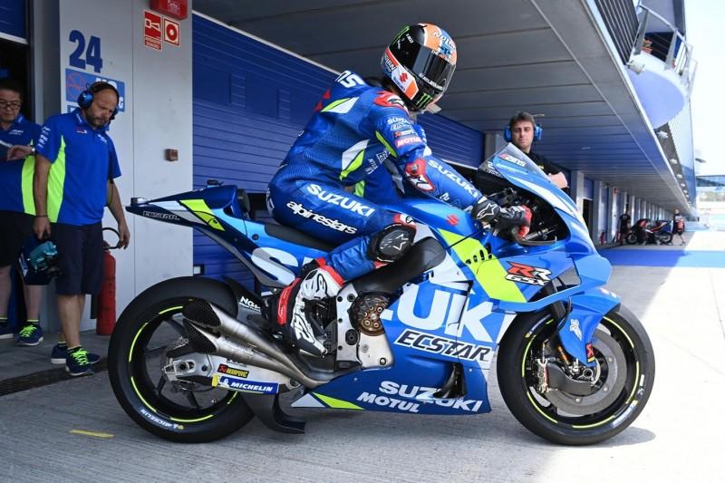 In Le Mans will Alex Rins vor allem an einer Sache arbeiten