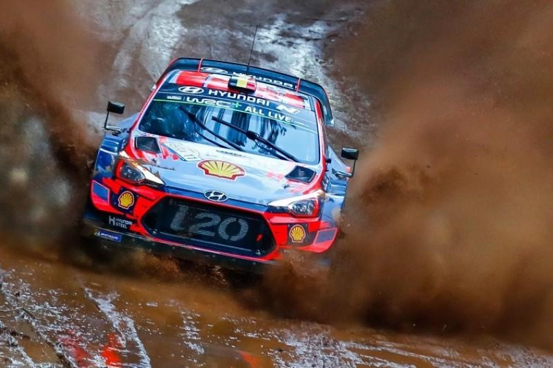 Thierry Neuville verspricht: Wir werden in Portugal schnell sein
