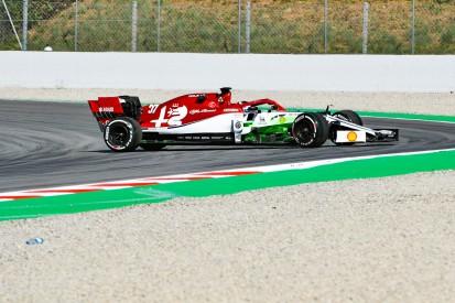 """Alfa-Romeo-Rookie Ilott: """"Das war ein merkwürdiger Crash"""""""