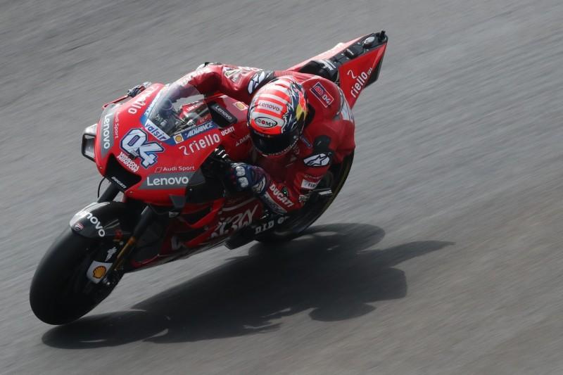 Ducati mit hohen Erwartungen und neuem Look in Le Mans