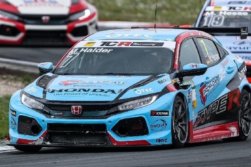 Keine Verschnaufpause: TCR Germany startet in Most durch