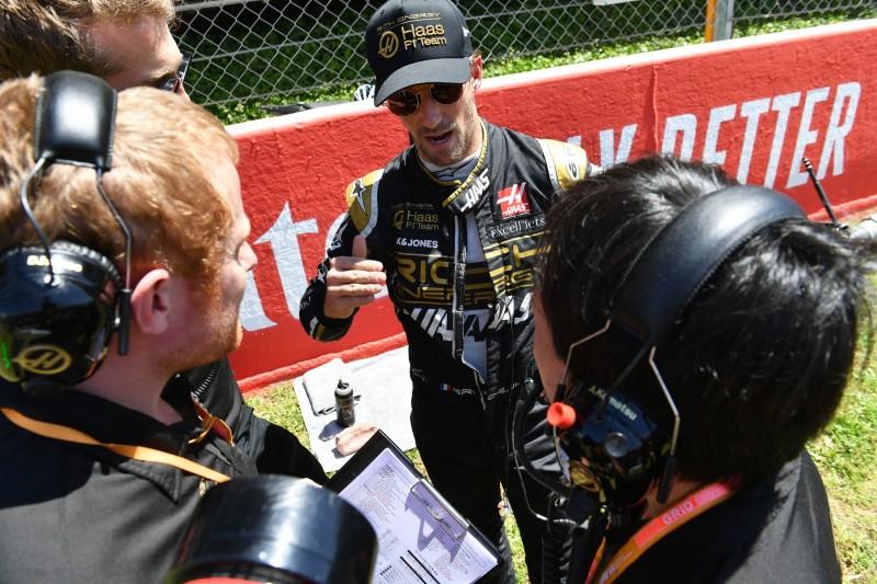 """Marc Surer nach Haas-Duell: """"Ich würde Grosjean anzählen"""""""